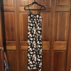 BRAND NEW Xhilaration maxi floral dress!!